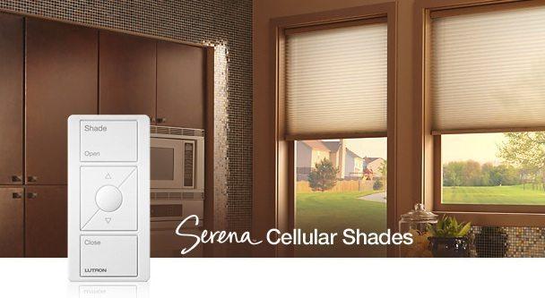 Lutron Serena Shades Sound Haus